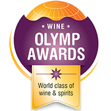 BRONZE award for Aspri Gi at Wine Olymp Awards Competition 2018