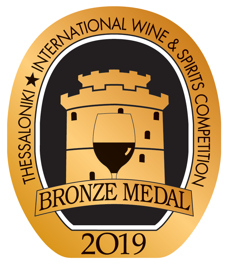 BRONZE metal for Aspri Gi at International Wine & Spirits Competition 2019