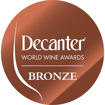 BRONZE metal for Aspri Gi at Decanter World & Wine Awards 2019